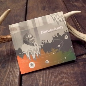 "HORACE ANDY ""out of the vault"" / CD Jacket"