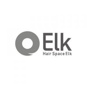 Hair Space Elk / Logo & Flyer