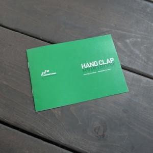 HAND CLAP / Manual Book
