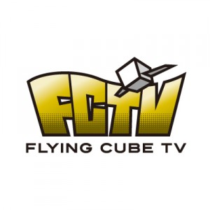 Flying Cube TV / Logo