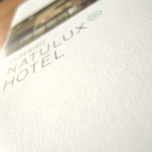 Natulux Hotel / Pamphlet