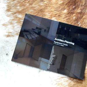 Architec Planning / Equipment Guide Pamphlet