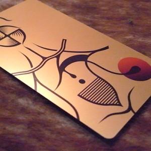 藤田小夜子 / Logo & Business Card
