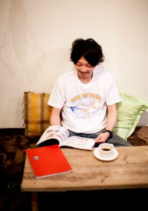 """RSR2012 / Official T-shirt """"RIDE ON T"""""""