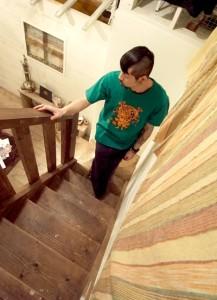 COLONY / Staff T-shirt