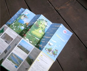 稚内&サロベツ VIEW POINT / Map & Website