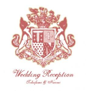 Takafumi & Naomi / Wedding Pamphlet, Card & Welcome Board
