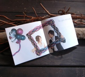 Tomohiro & Chihiro / Wedding Pamphlet & Welcome Board