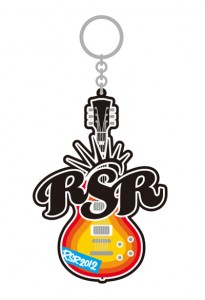 RSR2012 / Official Key Ring