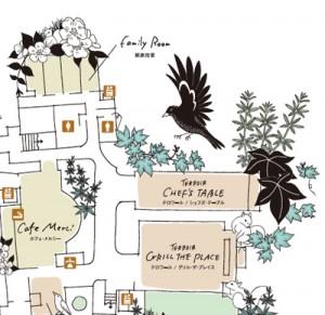 宮の森フランセス / Floor Map