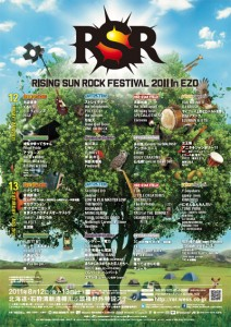 RSR2011 / Flyer, Poster, Banner, Promotion Tool & Guide Book
