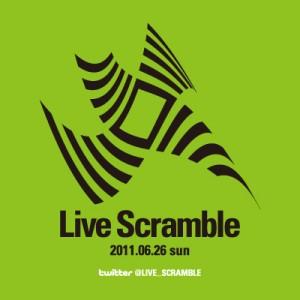 Live Scramble 2011 / Logo, Flyer, Poster & Banner
